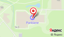 Отель Parklane Resort and SPA на карте