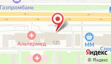 Отель Шелковый Путь на карте