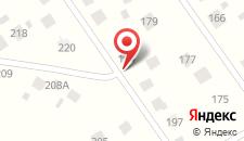 Отель Levada на карте