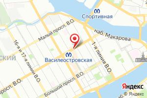 Адрес Федеральное государственное бюджетное водохозяйственное учреждение Балтводхоз на карте