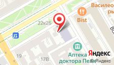 Отель Матрикс на карте