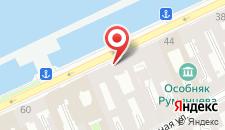 Отель Guten Morgen на карте