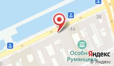 Отель Park River на карте