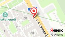 Отель Стасов на карте
