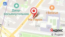 Отель Атмосфера на Большом 3 на карте