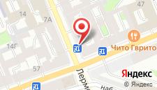 Мини-отель Rinaldi у Мариинского театра на карте