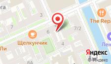 Мини-отель Премьера на карте