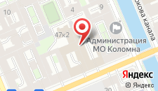 Отель На Римского-Корсакова на карте