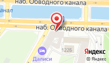 Мини-отель Далиси на карте