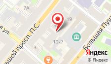 Мини-отель Большой 19 на карте