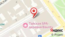 Отель Делюкс на карте