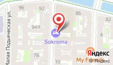 Гостиница Каретный Двор на карте