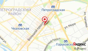 Адрес Петербурггаз, производственно-эксплуатационное управление № 8