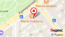 Хостел Location на карте