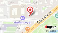 Мини-отель Central House Hotel на карте