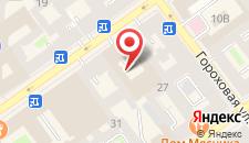 Отель Петро Палас Отель на карте