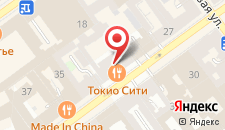 Гостиница Ирэна на карте