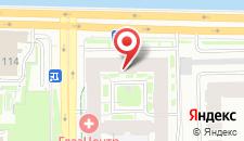Хостел Cat House у Фрунзенской на карте