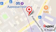 Отель Станция A1 на карте