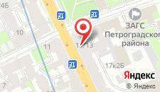 Мини-отель Златоуст дом Воейковой на карте