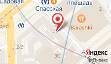 Хостел Маруся на карте