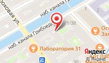 Отель Dolce Vita на карте