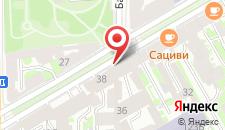 Гостевой дом Макаров на карте