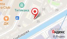 Мини-отель Грифон на карте