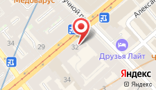Гостиница Апраксин на карте