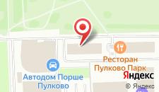 Апарт-отель Nevsky Apart Salut на карте
