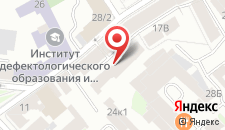 Гостиница Аврора Петроградская на карте
