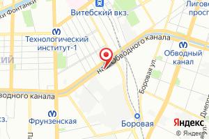 Адрес АкваСтиль на карте