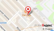 Хостел Друзья Лофт на карте
