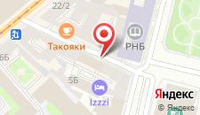 Отель М-Отель на карте