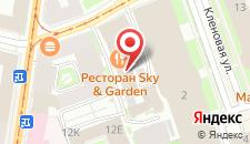 Отель Garden Street на карте