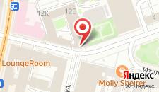 Апарт-отель Калейдоскоп на Итальянской на карте