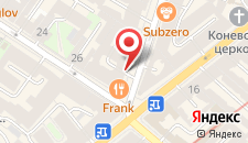 Отель Мини-отель Солнце на карте