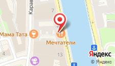 Отель Место на карте