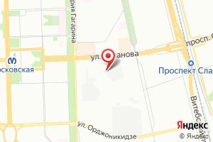 Адрес Электрическая подстанция Чесменская на карте
