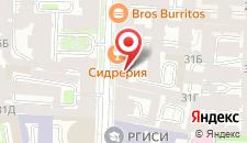 Мини-гостиница Дежа Вю на карте
