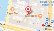 Бутик-Отель Мегаполис на карте