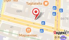 Мини-отель Невский 72 на карте