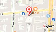 Гостевой дом Мини-отель Пестелия на карте