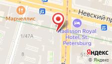 Отель NordKapp Vladimirsky на карте