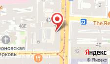 Мини-отель Петровская Арка на карте