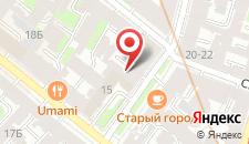 Апарт-отель Вариант Д13 на карте
