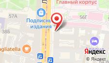 Апарт-отель Литейный на карте