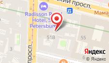 Мини-отель Perfect на карте