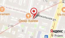 Отель Никонов на карте