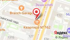 Хостел Геральда на Лиговском 121 на карте